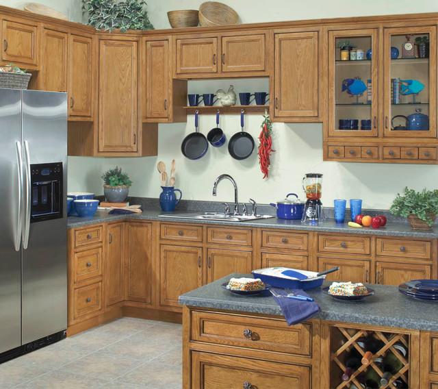Carmel Series RTA Kitchen Cabinets - by Custom Service Hardware, Inc