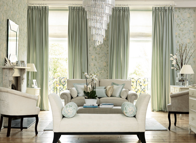 laura ashley wallpaper eclectic houston by american