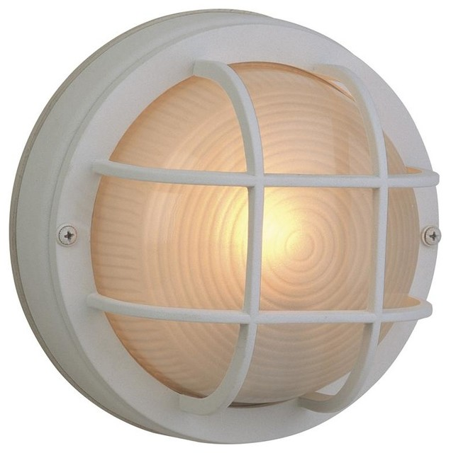 small round cast ceiling mount outdoor light in matte