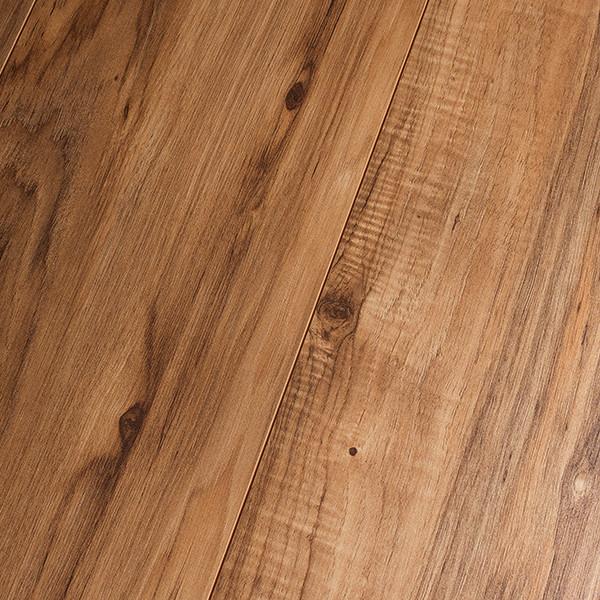 Inhaus dynamic highlands rustic pecan 12mm laminate for Pecan laminate flooring