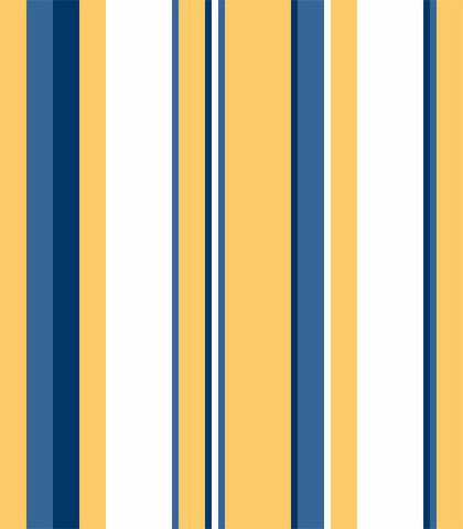 French Country Stripe Shelf Paper Drawer Liner, 120x12, Laminated Vinyl - Contemporary - Drawer ...