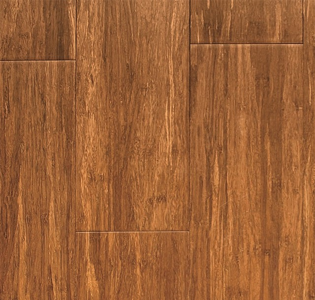 Engineered Strand Woven Bamboo Flooring: Carbonized 9mm Engineered Woven Bamboo Flooring With
