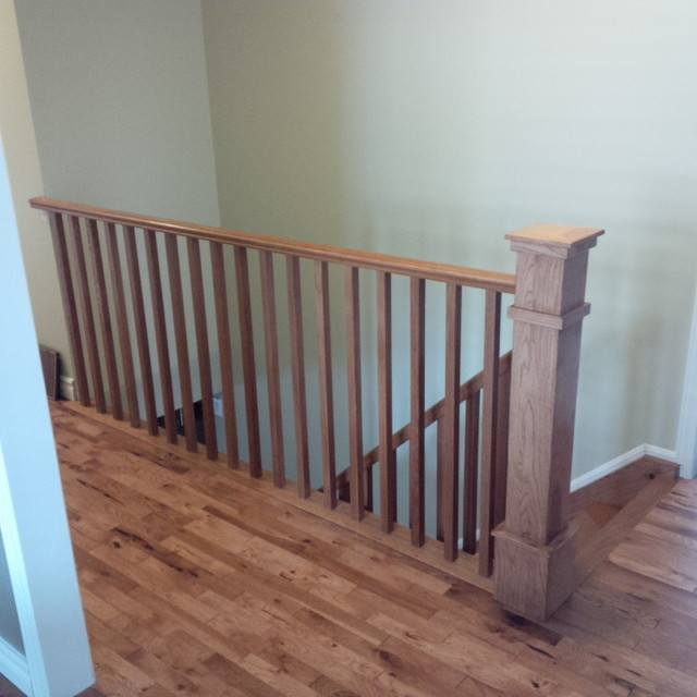 Hickory Floors Stairs And Railings