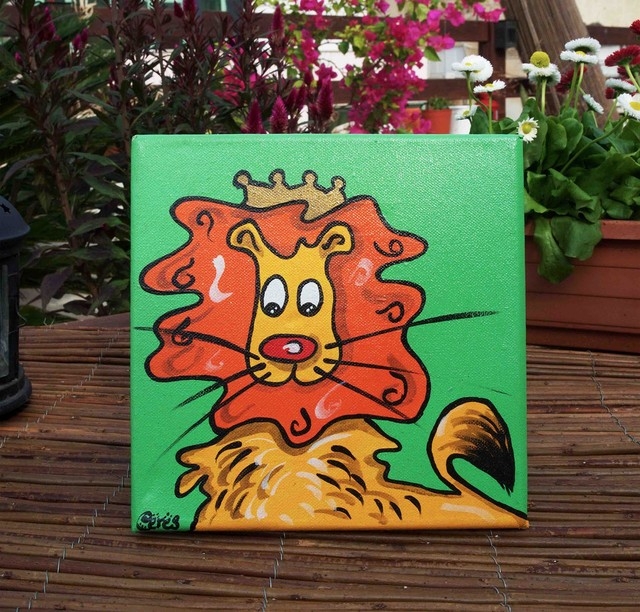 lion king   modern   kids decor   other metro   by ceres art