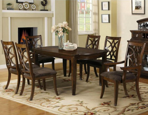 Dining Room Traditional Dining Tables Orange County By Easylife Furni