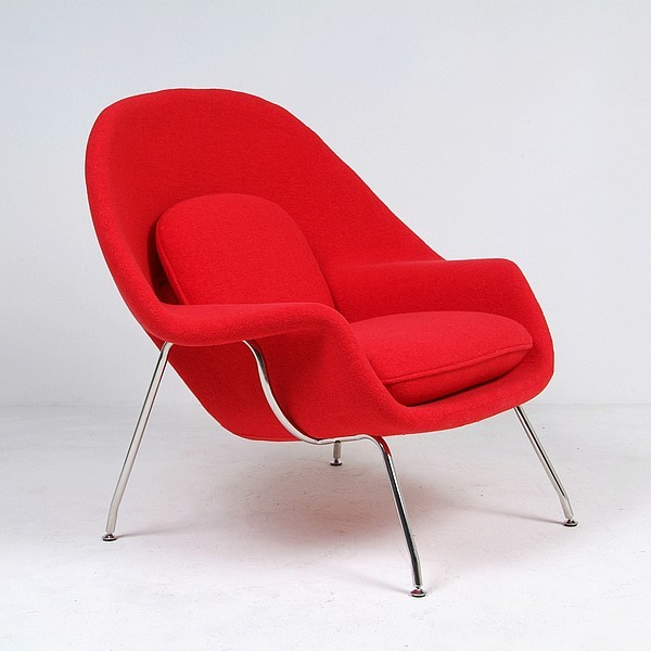 Saarinen womb chair reproduction midcentury armchairs accent chairs other metro by - Saarinen womb chair reproduction ...