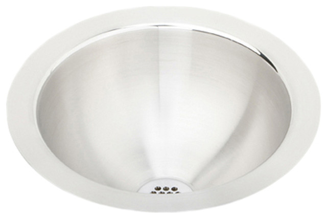 Elkay eluh9 mystic undermount sink modern kitchen sinks by