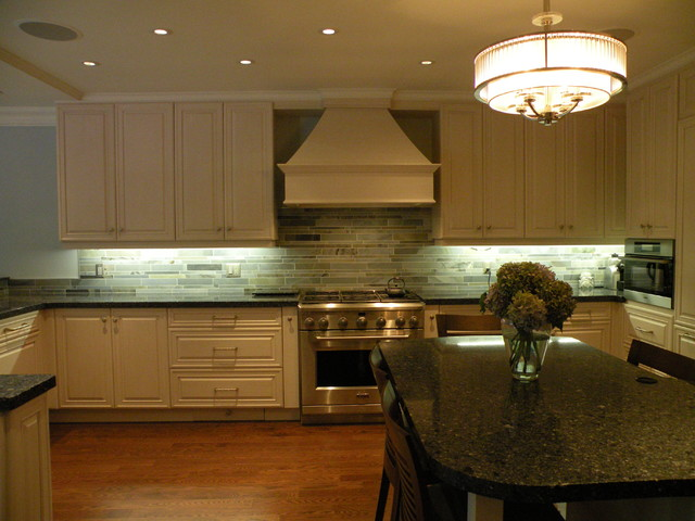 Rosedale traditional toronto by sieguzi kitchen for Sieguzi interior designs inc