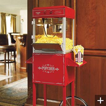 popcorn machine professional