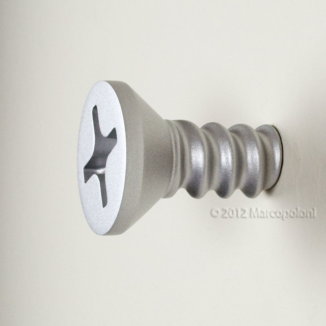 VITENDINO Single Screw Wall Hook By Antartidee