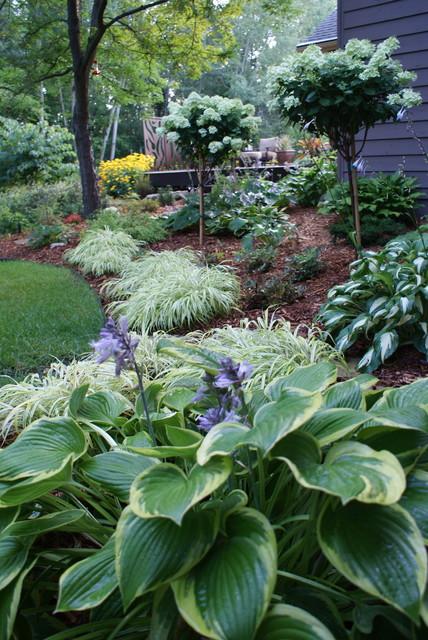 Maple Grove Steel Garden - Transitional - Gardening And ...