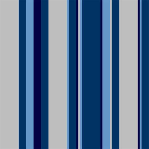 Blue Bayou Stripes Shelf Paper Drawer Liner, 120x24, Laminated Vinyl - Contemporary - Drawer ...