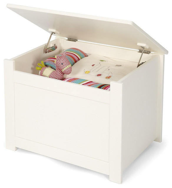 Kids Storage Bench Furniture Toy Box Bedroom Playroom: Kids' Toy Boxes & Benches