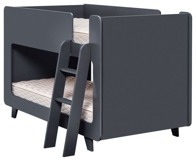 Frankie Bunk Bed Contemporary Bunk Beds By Domayne