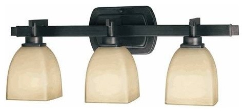 Belle Foret Bf858388 Bath Bar Vanity Light In Oil Rubbed Bronze Hdmodel Wi858 Traditional