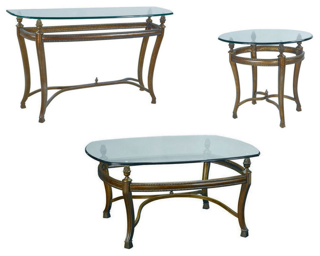 Hammary Suffolk Bay Square Cocktail Table Set Contemporary Coffee Tables By Beyond Stores