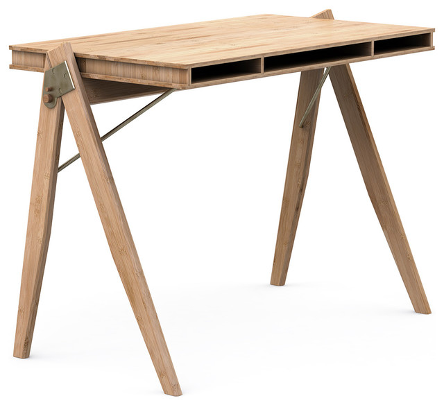 Field desk for Meuble bureau scandinave
