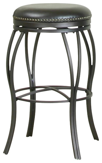 30 Quot Victoria Backless Swivel Barstool Bar Stools And
