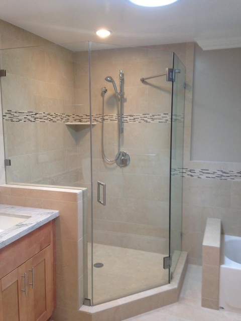 Neo-Angle Shower Enclosures - orange county - by STYLE BATH ENCLOSURES