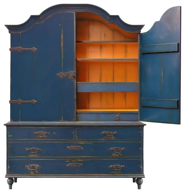 785 vaisselier hollandais exotique vaisselier other metro par moissonnier. Black Bedroom Furniture Sets. Home Design Ideas