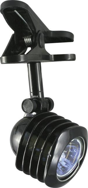 halogen clip on lamp table lamps by hedgeapple. Black Bedroom Furniture Sets. Home Design Ideas