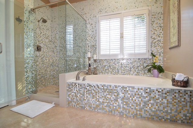Http Www Houzz Com Photos 1772008 Granite Transformations Bathroom Remodels Tile Philadelphia