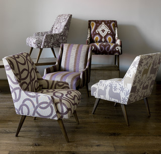 contemporary armchairs accent chairs austin by