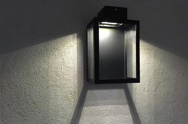 Lyx luminaires lampes solaires for Luminaire exterieur sol