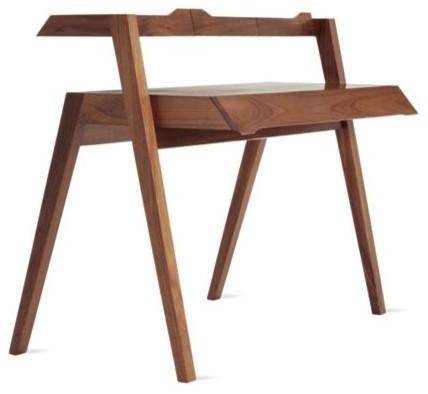 Primary desk design within reach modern desks and for Design within reach desk