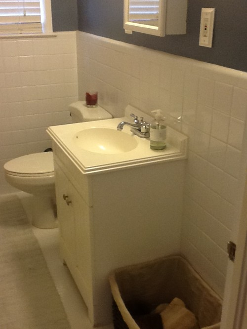 Help needed with bathroom redesign for Bathroom redesigns