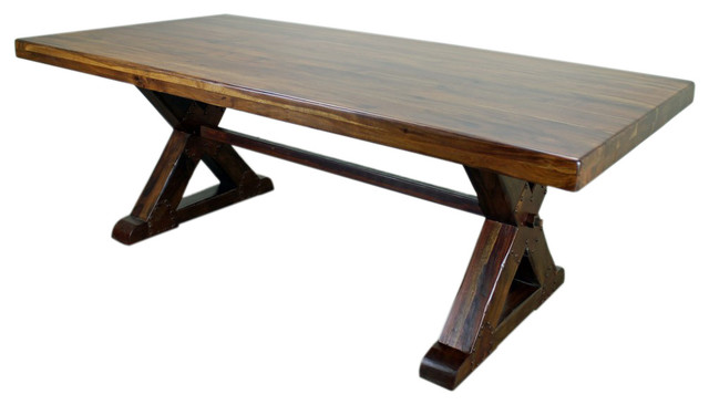 84 dining room table traditional dining tables by for Traditional dining table uk