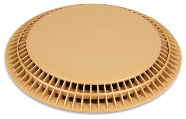 10 inch anti vortex vgb pool drain cover tan 10 inch for 10 inch floor drain cover