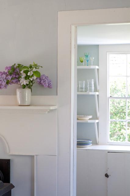 My cottage pantry shabby chic style boston di for Piani di casa in stile cottage cape cod