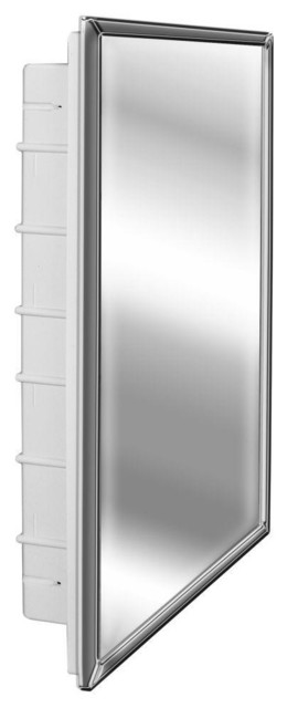 Glacier Bay Cabinets Spacecab 16 in. x 26 in. Recessed ...