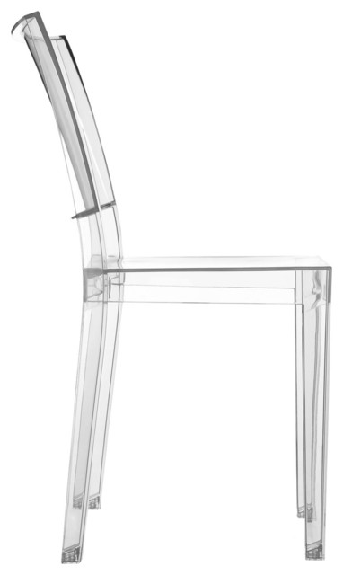 Kartell la marie chair by philippe starck modern for Chaise la marie starck