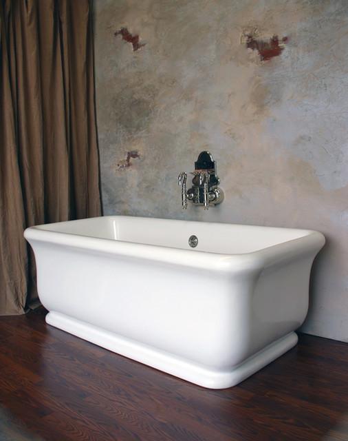 Roman Tub Traditional Bathtubs Nashville By The