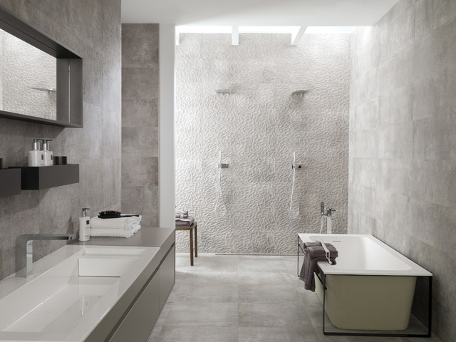 Baltimore salle de bain par porcelanosa usa for Salle bain porcelanosa