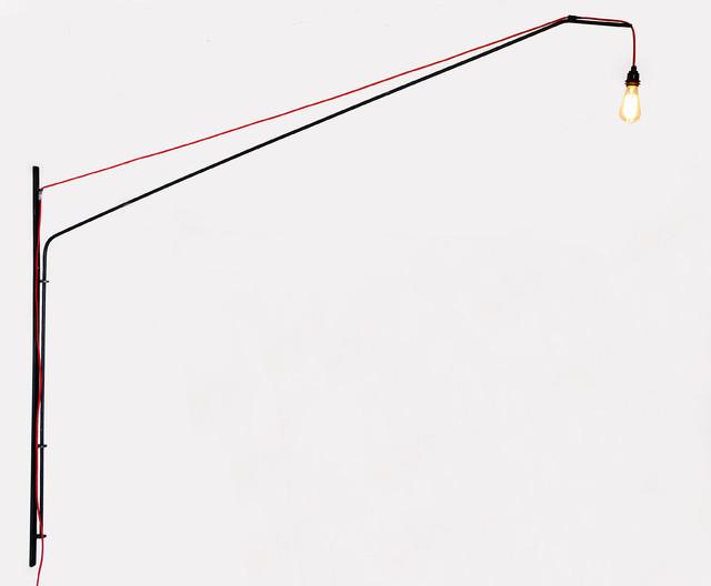 Luminaire crosse turkana moderne lampe murale bras articul autres - Lampe avec bras articule ...