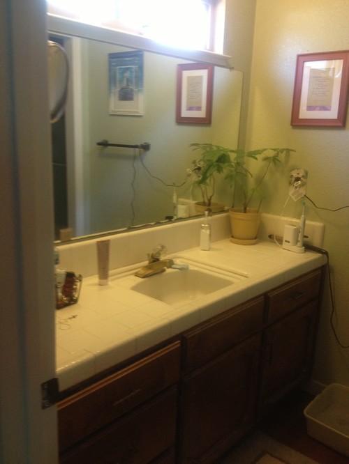 Help needed looking for bathroom remodel ideas for Bathroom remodel help
