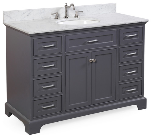 Is There A Matching Linen Cabinet To The Aria 48 Bath Vanity
