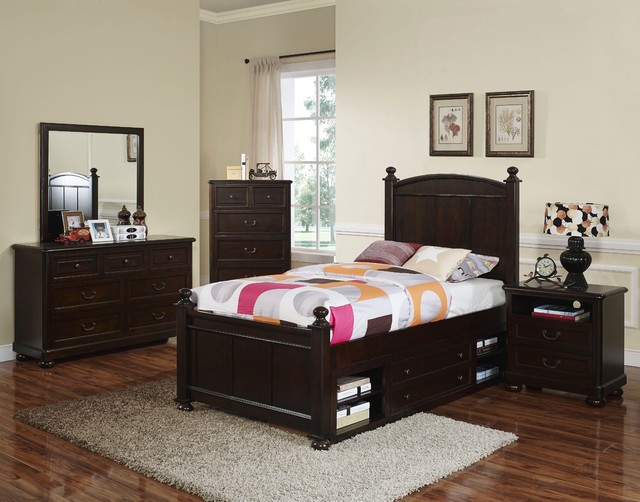 New Classic Furniture Canyon Ridge Bedroom Collection