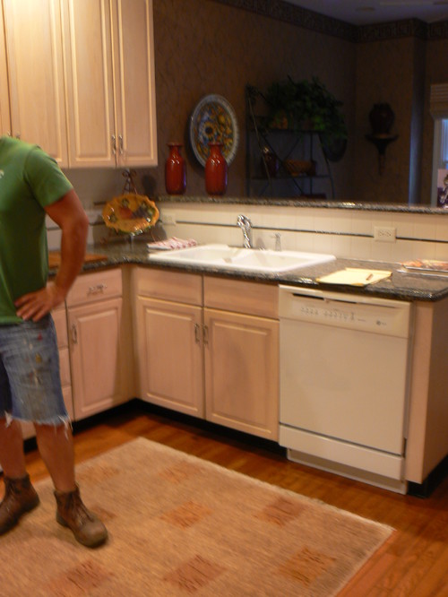 Is Building Permit Required To Replace Kitchen Cabinets