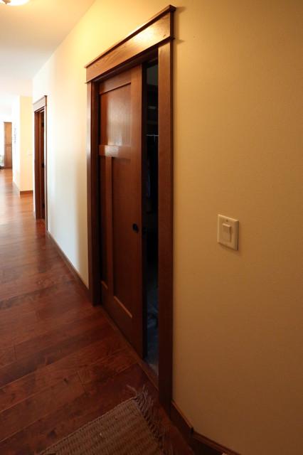 pocket doors craftsman other by bayer built