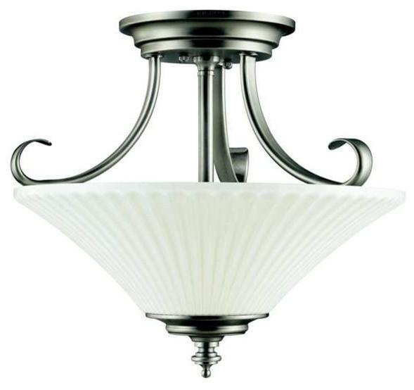 Kichler Lighting 42155bpt Abbeyville Transitional Semi