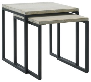 Guest Picks: Nesting Tables - an Ideabook by Chic Coles
