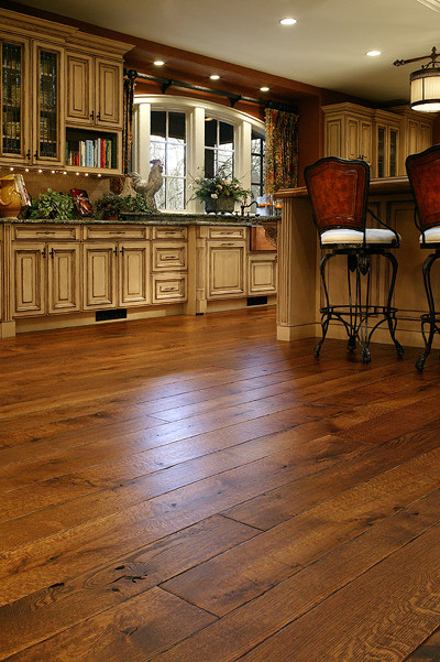White Oak Floors Live Sawn Traditional Other By