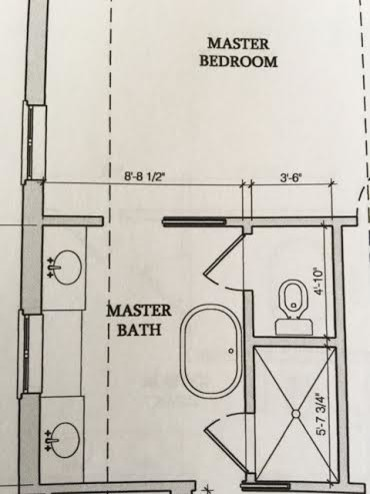 Need Help With Accessible Bathroom Design