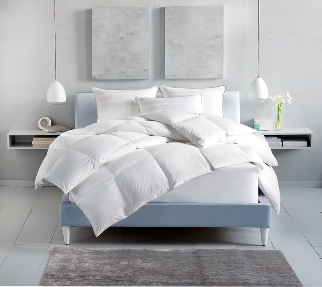 Hotel Collection Down Pillow Firm: Hotel Collection Bedding, Down Comforter And Pillows