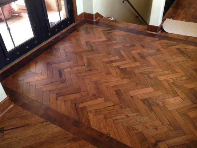 Native texas mesquite austin by hardwood design company for Texas floors