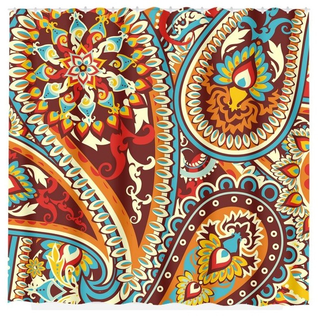 Red And Turquoise Shower Curtain. Curtains Ideas Red Paisley Inspiring Pictures of Comfortable Print Shower  Curtain Inspiration The Best 98 And Turquoise Home Decor